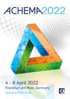 ACHEMA Weltforum und Internationale Leitmesse der Prozessindustrie