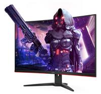 """Großformate für Highspeed-Gaming: AOC launcht zwei neue 31,5"""" Curved-Gaming-Monitore aus der G2-Serie"""