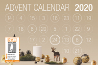 Hohohooo, the ADVENT CALENDER of Gütegemeinschaft Candles is back!