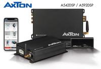 Hi-Res Audio im Auto - mit AXTONs neuen DSP-Verstärkern
