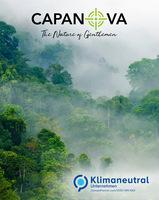 CAPANOVA ist klimaneutral.