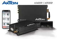 Hi-Res Audio in the Car - with the New AXTON DSP Amps