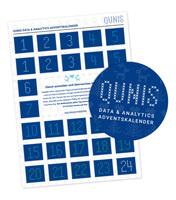 Data & Analytics - 24 spannende Türchen von QUNIS