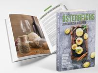 """Geschmackvolle Neuerscheinung: """"Österreichs Jungwinzer kochen"""""""