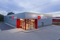 Würth und Wanzl präsentieren neues Filial-Design