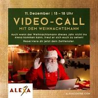 ALEXA freut sich mit Besuchern auf zauberhafte Weihnachten