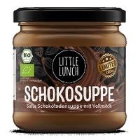 Unglaublich, aber wahr: Die Little Lunch Schokosuppe!