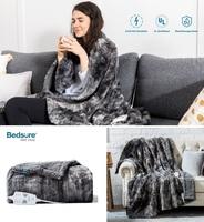 Die neue Wärmedecke von Bedsure: Kombination aus Maximum an Komfort und neuer Technologie