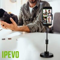 Ein gesteigertes Erlebnis mit dem IPEVO Uplift - Mehrgelenkiger Arm für Smartphones