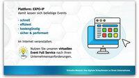 Digitaler Wirtschaftstag 2020 made by EXPO-IP