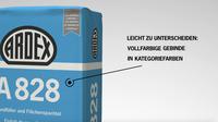 Ardex stellt neues weltweites Verpackungsdesign vor