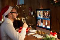 Sind Online-Weihnachtsfeiern steuerpflichtig?