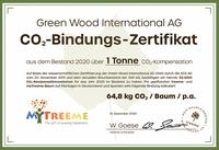 Green Wood International AG erweitert Angebot