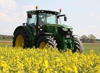 Rapsölkraftstoff für Einspritzsysteme moderner Landmaschinen geeignet