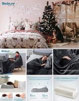 Dein exklusiver Weihnachtsgeschenke Guide - die besten Produkte von Bedsure schenken