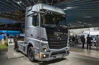 AAD leistet sich einen Mercedes-Benz Actros Edition 1