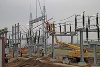 Neues Umspannwerk bei E.DIS für Energiewende in Tessin