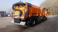 Bau- und Kommunalwirtschaft: Dienstleister Knon setzt auf neues Fraikin-Spezialfahrzeug