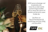 Tipp Oil  Jahresrückblick 2020