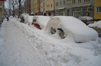 Leise rieselt der Schnee - auch auf Straßen und Gehwege - Verbraucherinformation der ERGO Group
