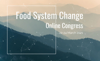 Food System Change Online-Kongress