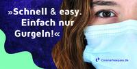 Corona FreePass bietet Deutschlands günstigsten PCR-Test