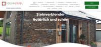 Naturstein-Furnier - hauchdünner Stein erobert den Innen- und Außenraum