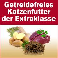 Getreidefreies Katzenfutter in Super Premium Qualität