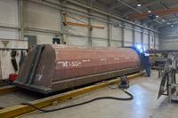 Fahrzeugbau Kempf setzt ganz auf Hardox® 500 Tuf