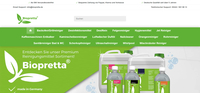 Dermatologisch getestet, hochwertig und effizient - Biopretta