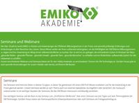 EMIKO Akademie präsentiert Jahresprogramm 2021