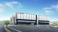 Kyocera errichtet ein neues Forschungs- & Entwicklungs-Zentrum in Kirishima, Kagoshima, Japan