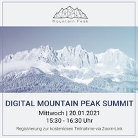 Digital Mountain Peak Summit 2021 - Highlight Talk