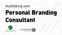 Ausbildung zum Personal Branding Consultant - erstmalig im deutschsprachigen Raum
