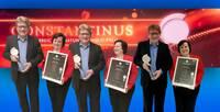 """databee - Mit KI in die Cloud"" gewinnt Constantinus Award ""Internationale Projekte"""