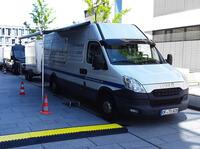 Digitale Veranstaltungen: Mit dem Ü-Wagen beim virtuellen Studientag des Bildungscampus Heilbronn