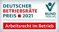 Deutscher Betriebsräte-Preis 2021