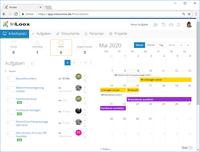 Starter-Edition von InLoox now! weiterhin bei Anmeldung bis Ende 2021 für immer kostenfrei nutzbar