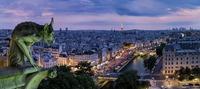 Paris-Domains: Paris - Stadt der Liebe und des Luxus