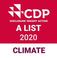 """Kyocera für Bekämpfung des Klimawandels in die """"A List 2020"""" aufgenommen"""