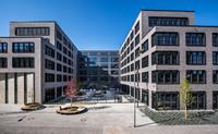Südwärme versorgt den GfK Orange Campus mit Energie - eine Entscheidung mit Weitblick.