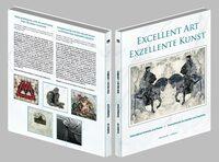 "International art book ""Excellent Art - Exzellente Kunst"""