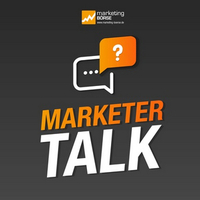 "Podcast ""MarketerTalk"" startet"