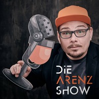 Die Arenz Show in den Apple Podcast-Charts