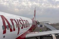 Wachstum in der Krise: FlyArystan beförderte 2020 rund 1,5 Millionen Passagiere