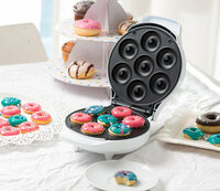 Rosenstein & Söhne Mini-Donut-Maker CM-200