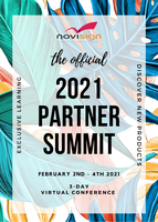 NoviSign 2021 Partner Summit