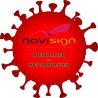 Kostenlose Digitalisierung mit NoviSign