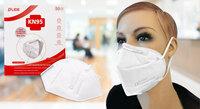 Kronenberg24 präsentiert: hochwertige Atemschutzmasken KN95 (FFP2) mit Firmenlogo