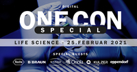 cbs startet das ONE.CON Special Life Science